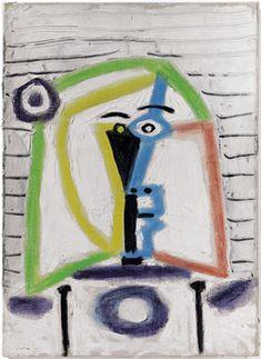 Picasso, La infanta Margarita del cuadro Las Meninas, 1957. http://www.taringa.net/posts/arte/3208985/Las-Meninas-olvidando-a-Velazquez.html#