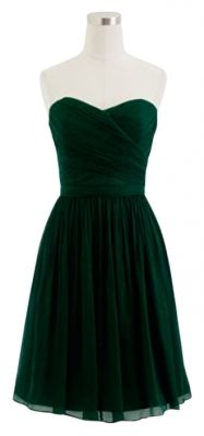 Arabelle Dress emerald, color, arabell dress, bridesmaid, green dress