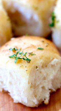 bad recipe... rolls