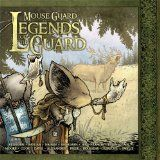 Mouse Guard - Legends of the Guard Volume 1