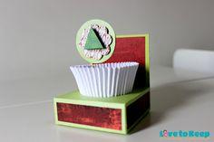 Mini bolo holder