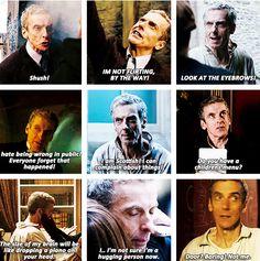 Definitely the Doctor