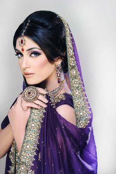 bridal makeup #indianwedding #shaadibazaar