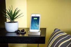 Mophie Desktop Dock Charging Station for iPhone 5/5s/5c