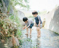 Spring Holiday by Hideaki Hamada