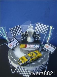 race car birthday cakes | Nascar Birthday Cakes Race