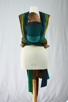 Girasol woven wrap