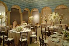 Reception @ Rapoport Atrium in the Blanton Museum on UT's campus