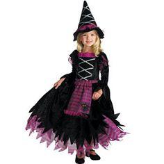 Fairy Tale Witch Costume - Kids #Halloween