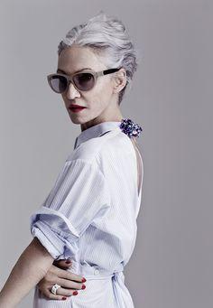 Linda Rodin #style #fashion