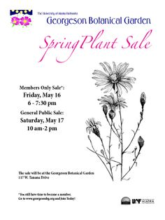 Plant sale #garden #Spring