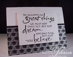 graduat card, paper craft, grad card, card sentiment, miscellan card, graduation cards, card graduat, stampin upcard