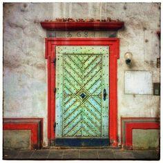 Beautiful door. Germany