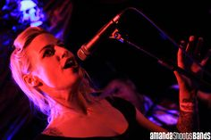 Gin Wigmore live at The Whiskey, Auckland | © Amanda Ratcliffe