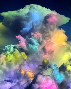 ~~Cotton Candy Clouds by Don J Schulte~~