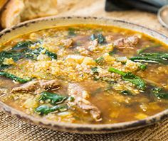 ... campbel kitchen couscous soup lambs yummi recip soup recip soup de