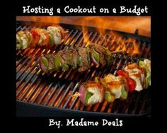 Hosting a Cookout on a Budget