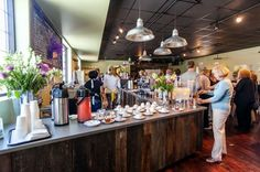Just a great atmosphere at Thistle Stop Cafe. Photo credit: Erin Lee, The Photography Collection