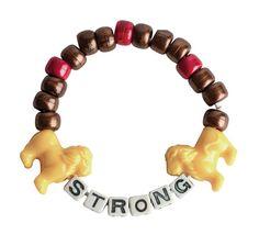 Pony Bead Bracelets On Pinterest