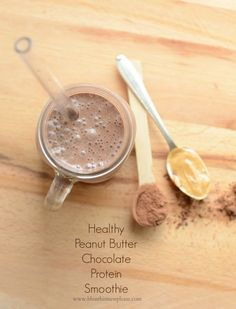 Healthy Chocolate Pe