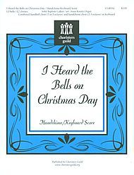 I Heard the Bells on Christmas Day - Handchime Score