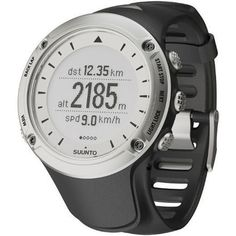 Amp up your activity.. go outdoors, the latest sports watches include GPS functionality to track and analyze your running routes, and more adventurer-ready models even measure things like altitude and barometric pressure.