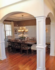 Dining Room from Plan 1033 - The Jerivale