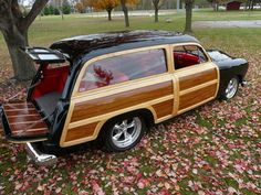 1950 Ford Woodie Station Wagon