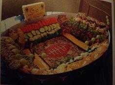 super bowl foods, superbowl, parti food
