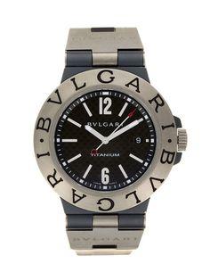 Vintage Watches Bvlgari Titanium Watch (c. 2000s)