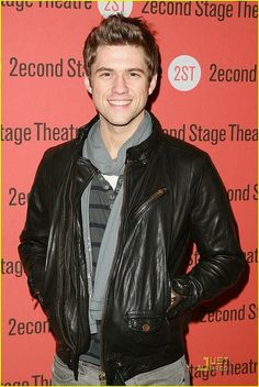 Aaron Tveit. Essentially Perfection.