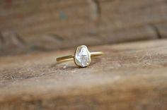 raw diamond