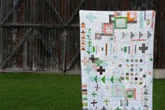 2013 sampler quilt