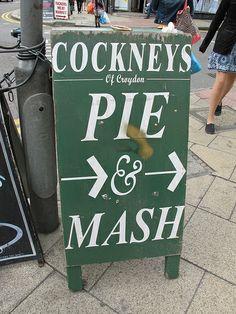 Pie  Mash