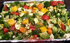 """Beverly's Best Vegetables"" are a great Sunday refrigerator preparation ""project"". Thanks to a very successful dieter for sharing a great tip! Here is Beverly's Best Vegetables.  COACH MINDY.. Dont forget to look in comments for recipe.....Enjoy!!! :))"
