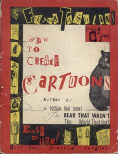 HOW TO CREATE CARTOONS