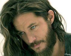 Travis Fimmel AKA Bedroom Eyes Jesus