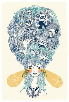 Lady Goulash by Sarah Walsh