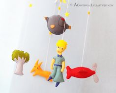 Story Mobile-The Little Prince No.2