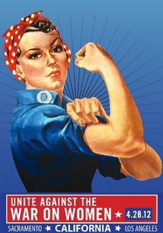 Unite Against the War on Women - California