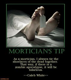 Mortician's Tip