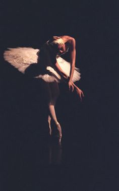 Svetlana Zakharova,Dying Swan. The most moving and beautiful moment in any ballet..