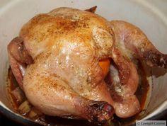 Cavegirl Roasted Chicken (& Broth afterwards!)  @Andrea Mc Manus Cuisine