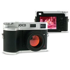 Cool digital camera, with vintage effects.  JOCO VX5 Digital Camera