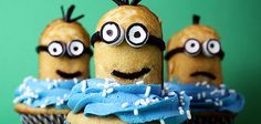 Make a Super-Easy Minion Cake With Twinkies