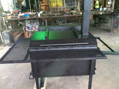BBQ grill I just finished