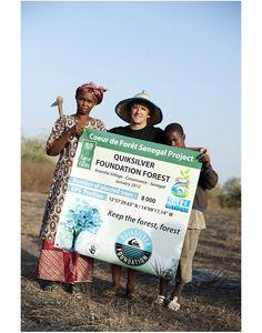 Tom Frager - Ambassador - Senegal  ©Testemale #sustainable #development