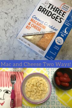 Mac and Cheese Two W