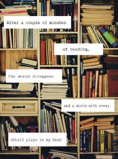 reading is magical.