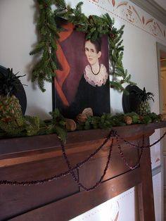 The Primitive Stitcher...Christmas 2012
